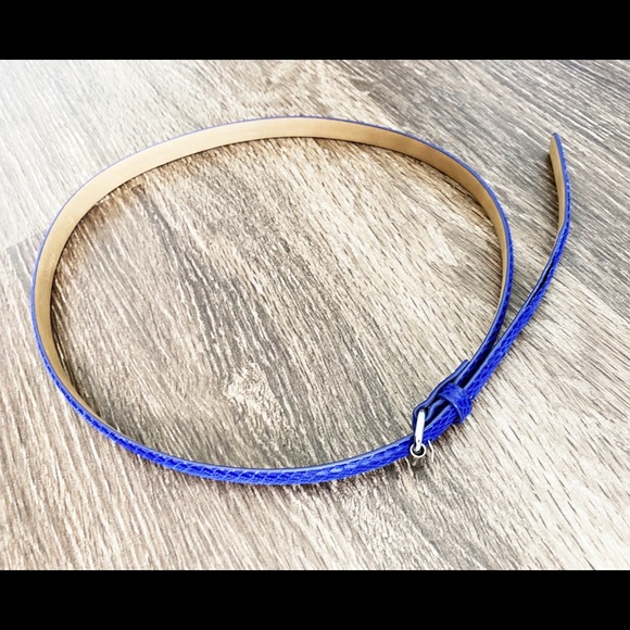 Accessories - Thin Blue Belt